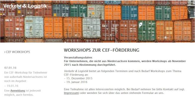 CEF Workshop