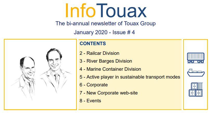 TOUAX Info #4 Jan2020